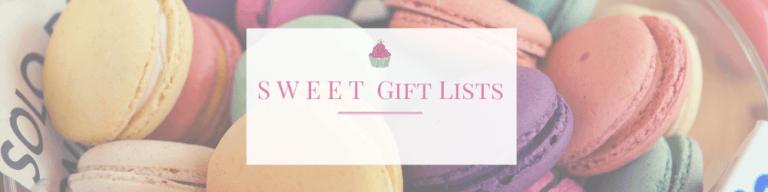 Sweet Gift Lists