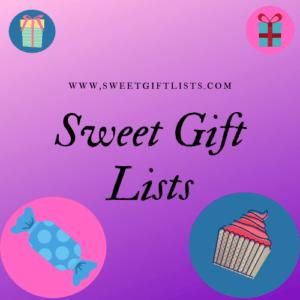 Sweet Gift Lists Logo