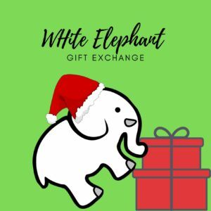 White Elephant Gift Exchange Directions
