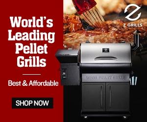 Z Grills Wood Pellet Grills