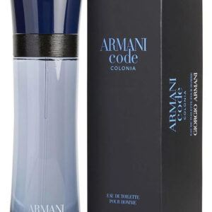 Cologne For Men Armani Code Colonia
