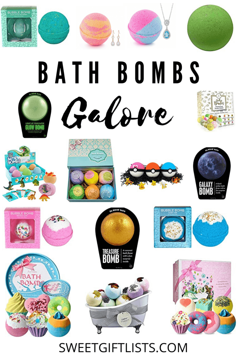 Bathbombs and Shower Steamers