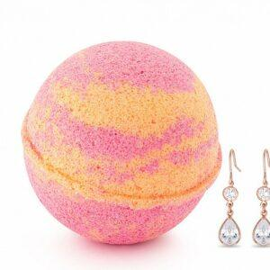 Earrings Bath Bomb