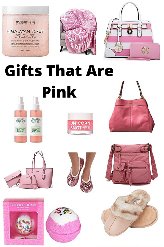 Gifts That are Pink Pinterest
