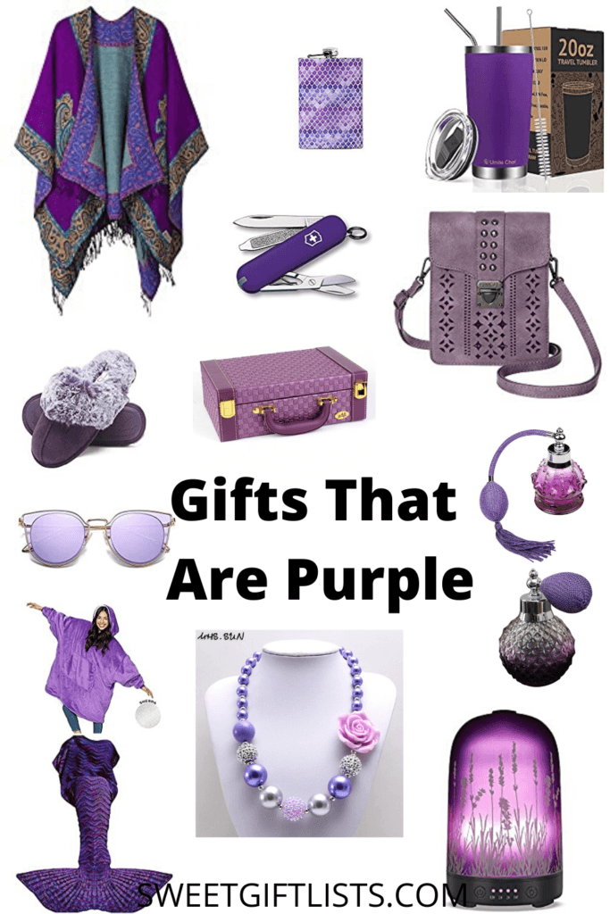 gifts that are purple
