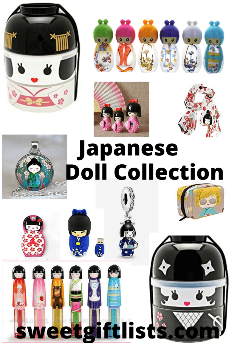 Japanese Doll Collection