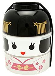 Kotobuki Empress Bento Set, Large, Silver