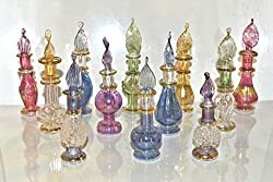 Egyptian-Perfume-Bottles