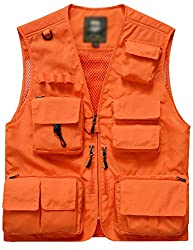 Orange Hunter's Vest 2