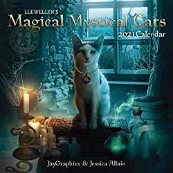 2021 Magical Mystical Cats Calendar