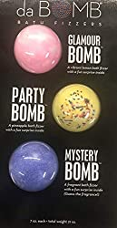 BOMB Bath Fizzers 3 Pack