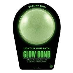 Da Bomb Glow Bath Bomb, Green