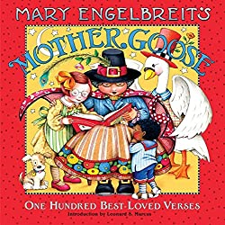 Mary Engelbreit's Mother Goose: One Hundred Best-Loved Verses Hardcover