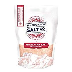 Himalayan Salt Gifts: Pink Gourmet Himalayan Salt