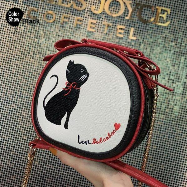 Cat Gifts For Her: Cute Cat Crossbody Bags For Women NEW For 2020