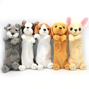 Back To School Gifts For Kids: Plush Pencil Case Puppies