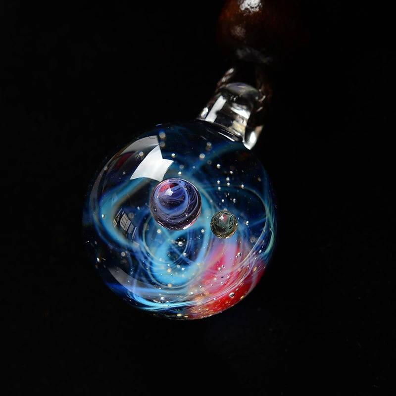 Solar System Design Necklace 12