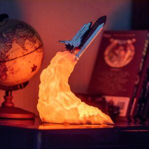 Space Shuttle Lamp 2