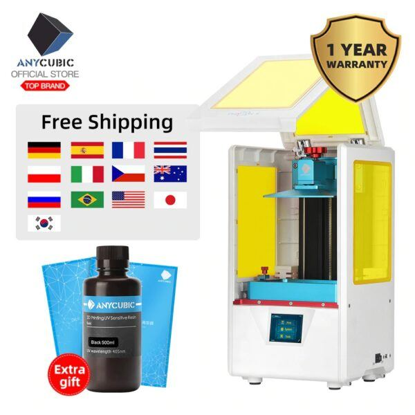 Photon/Photon-S/Photon-Zero 3D Printer