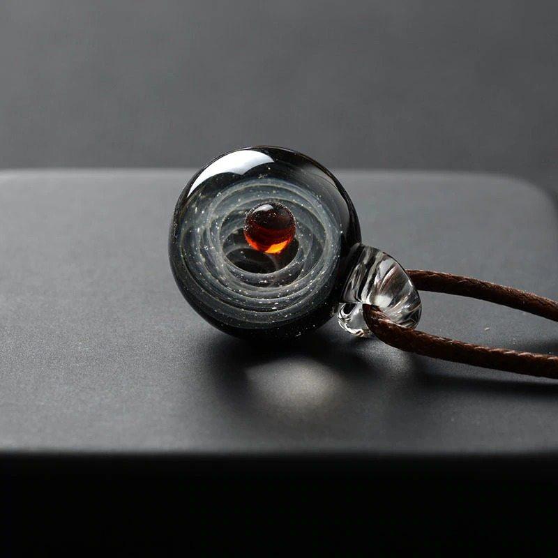 Solar System Design Necklace 2