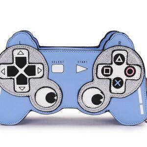 Novelty Purses: Mini Game Controller Chain Shoulder Bag