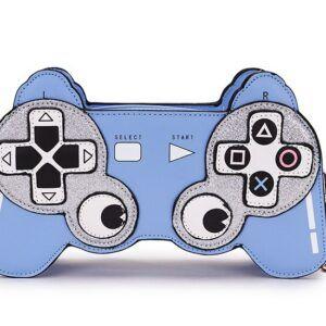 Novelty Purses: Mini Game Controller Chain Shoulder Bag