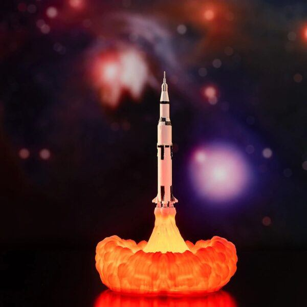 Space Shuttle Lamp 3