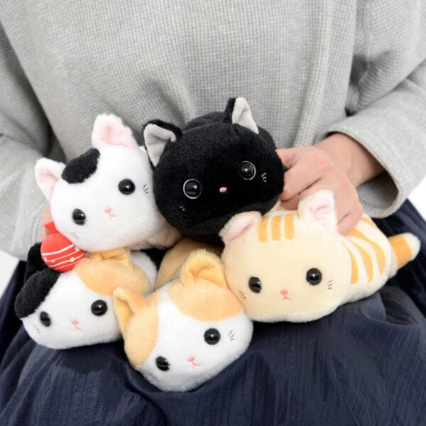Back To School Gifts For Kids: Cute Pencil Case Cat Plush