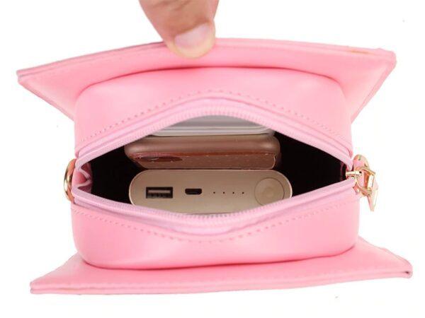 Novelty Purse: GAME OVER Ladies Purse and Handbag