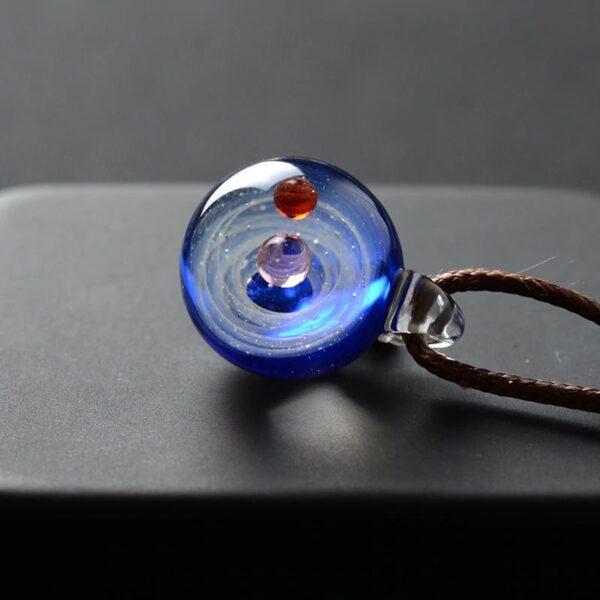 Solar System Design Necklace 7