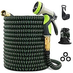 100ft Garden Expandable Hose