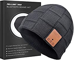 Bluetooth Beanie Hat with Headphones