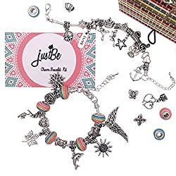 The Best Gifts For Teen Girls: Charm Bracelet Making DIY Kit