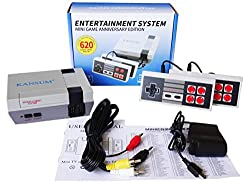 Classic Retro Family Game Console - with 620 Games