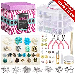 Deluxe Jewelry Making Kit