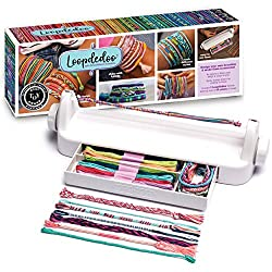 The Best Gifts For Teen Girls: Friendship Bracelet Maker Kit