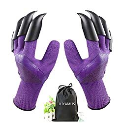 Garden Genie Gloves: Waterproof Garden Gloves with Claw