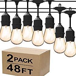 LED Shatterproof String Lights Commercial Grade