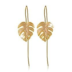 Leaves Dangle Earring
