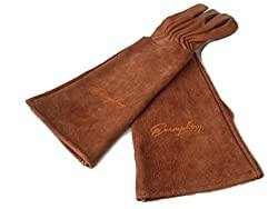 Thorn Proof Goatskin Leather Gardening Gloves