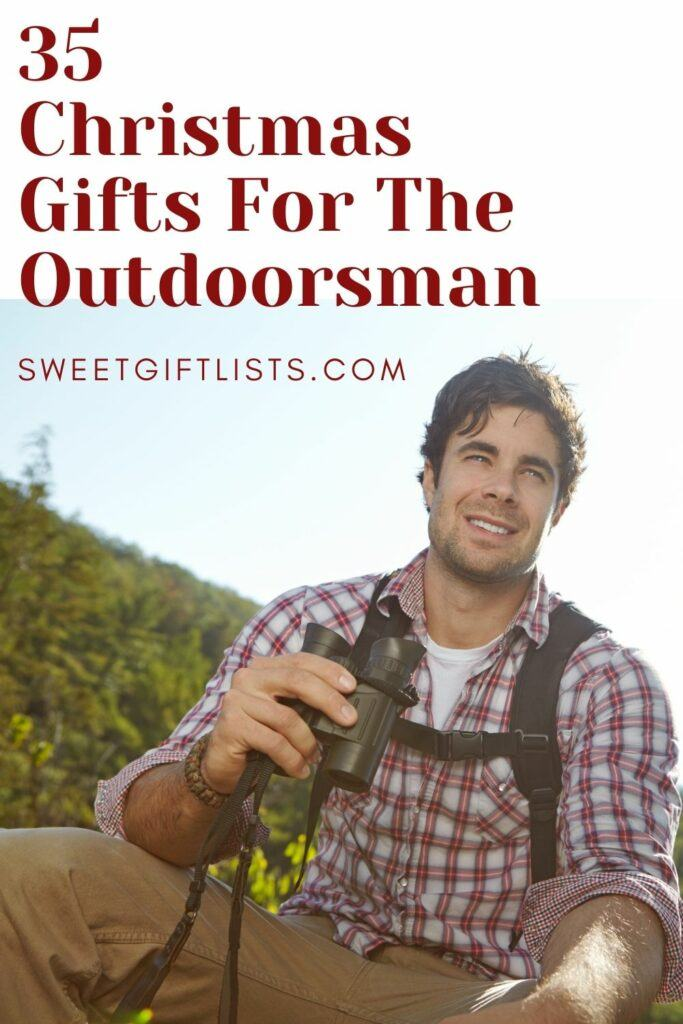 35 Christmas Gifts For The Outdoorsman