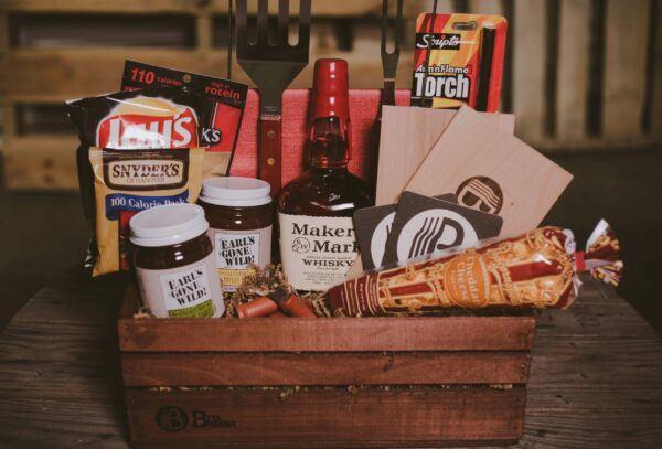 Gift Baskets For Men: BBQ Bash