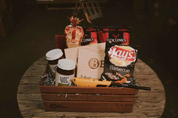 Gift Baskets For Men: Barbecue Party Gift Basket