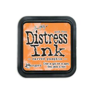 Carved Pumpkin Distressed Ink Pad