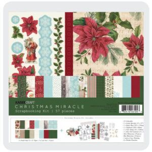 Christmas Miracle KaiserCraft Scrapbook Kit - PRE ORDER