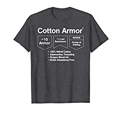Cotton Armor t-shirt