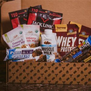 Gift Baskets For Men: Fitness BroBox