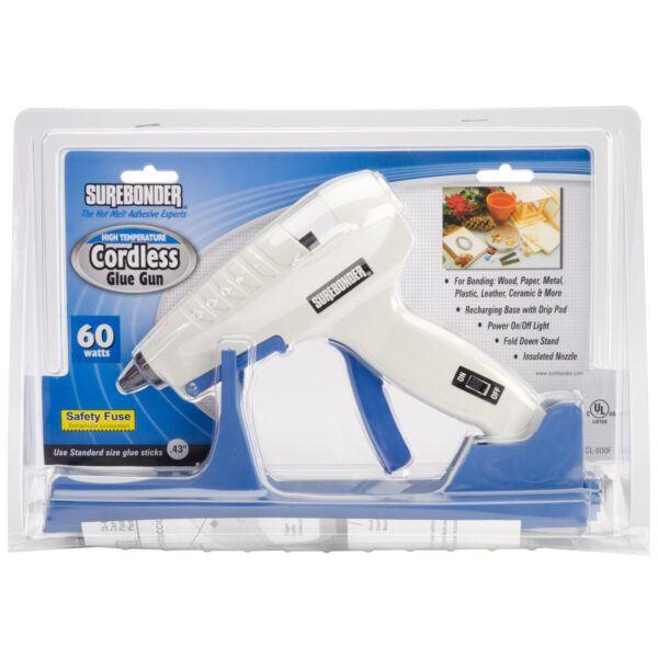 High - Temp Cordless Glue Gun