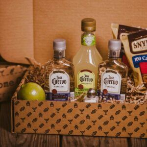 Gift Baskets For Men: Margarita BroBox
