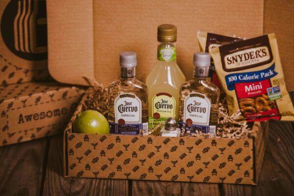 Gift Baskets For Men: Margarita BroBox